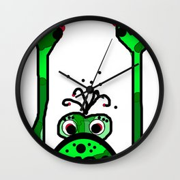 A Monster Wall Clock