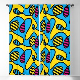CMYBees Blackout Curtain