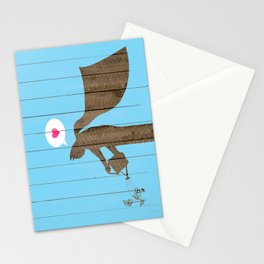 Be yourself... Stationery Cards