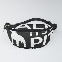 keep calm its a pitbull dog Fanny Pack