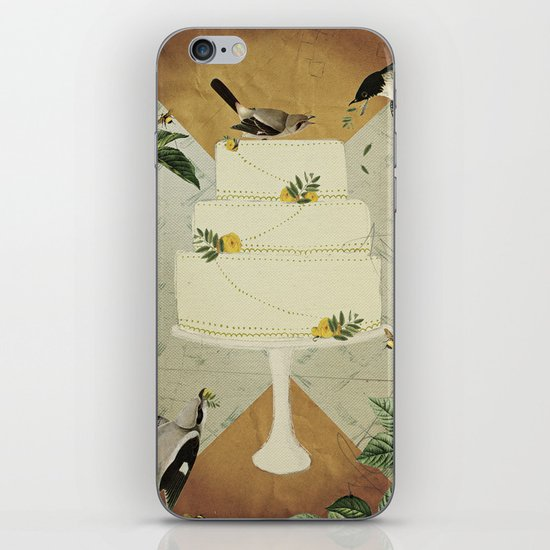 Let Them Eat Cake :: I iPhone & iPod Skin