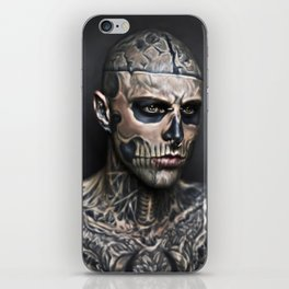 Zombieboy iPhone Skin