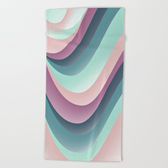 Pattern 39 Beach Towel