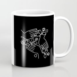 3 Graces of Ancient Mythology Coffee Mug