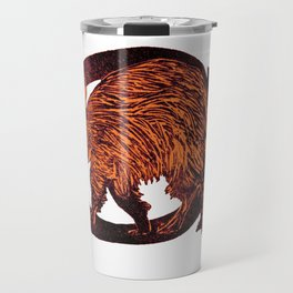 A is for Aardvark Travel Mug