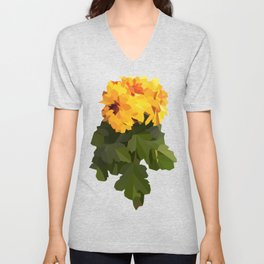 Lonely Thoughts Unisex V-Neck