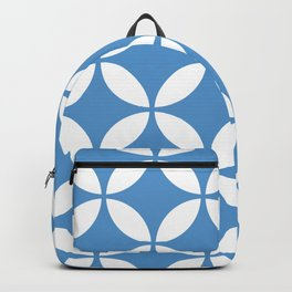 Palm Springs Screen: Turquoise Backpack