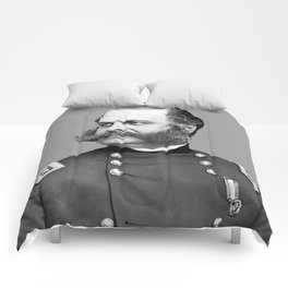 General Ambrose Burnside Comforters