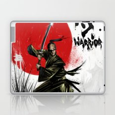 Samurai Warrior Laptop & iPad Skin