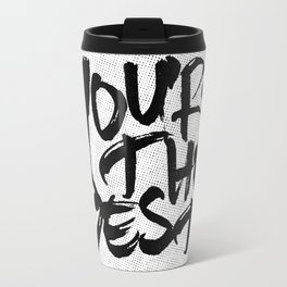 you're the best Travel Mug