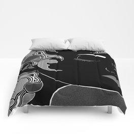 Pensive Love Comforters