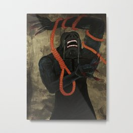 Prelude To Suicide  Metal Print