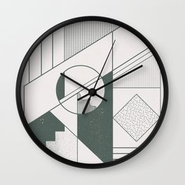 Shaw Wall Clock
