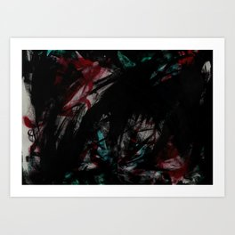 Untitled #3 Art Print