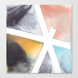 Tomorrow's Modern Boxes Canvas Print