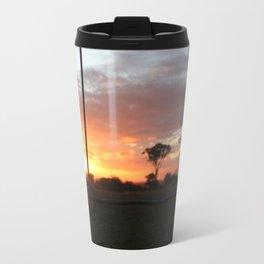Paddocks of Mt Trio   Travel Mug