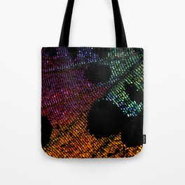 Madagascan Sunset Moth Beauty Tote Bag