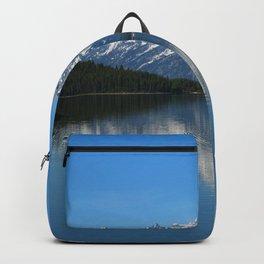 Jackson Lake and Grand Teton Refection Backpack