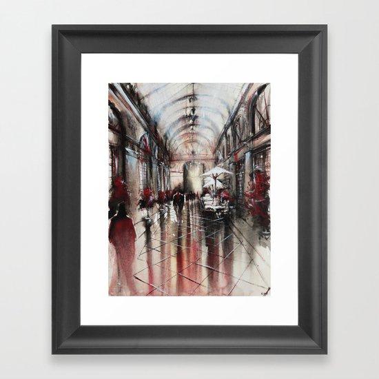 Panoramas Framed Art Print