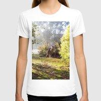 kangaroo T-shirts featuring Kangaroo by Nove Studio