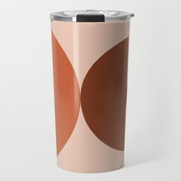 Abstraction_Mountains_Bohemian_MInimalism_009 Travel Mug