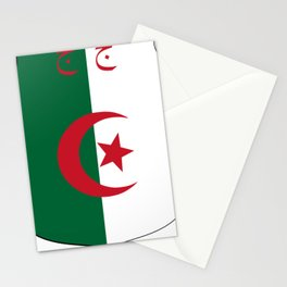 Coat_of_Arms_of_Algeria_(1962-1971) Stationery Cards