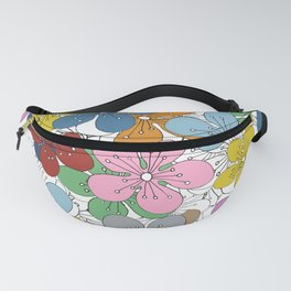 Cherry Blossom Colour - In Memory of Mackenzie Fanny Pack
