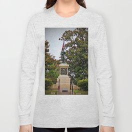 Soldiers Monument Long Sleeve T-shirt
