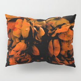 Autumn Fall Nature Prints - Surreal Flower Prints Home Decor Pillow Sham