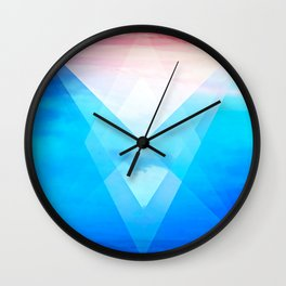 Other Chances Wall Clock