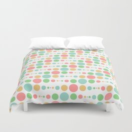 Baby Dots Duvet Cover