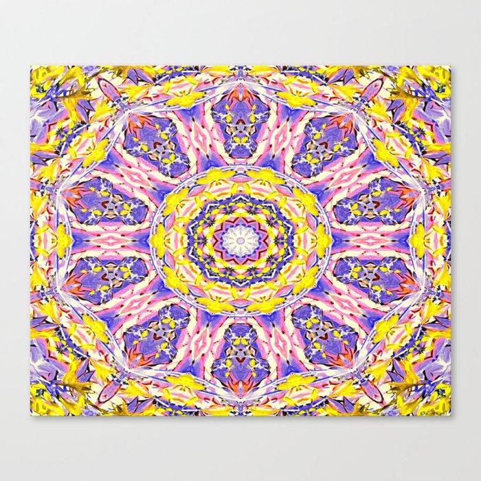 Wrap Around Canvas Print By