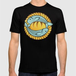 Loaves and Fishes II T-shirt
