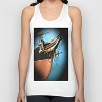 alabama Tank Tops featuring Alabama -zvonekmakete by Bitifoto