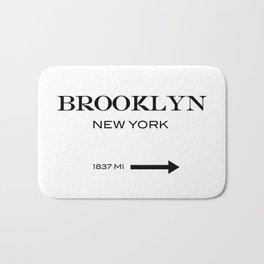 Brooklyn Bath Mat