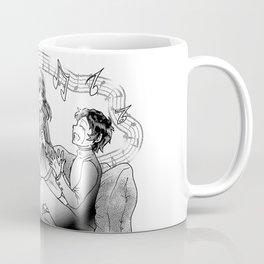 Music - crossover Coffee Mug