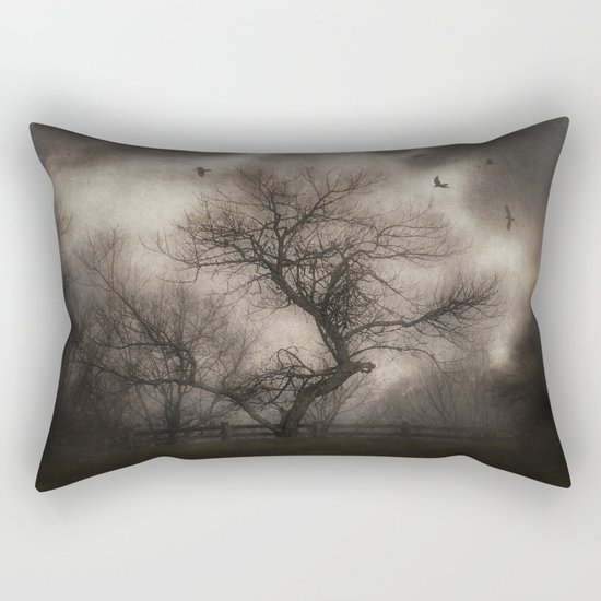 Svetlana's Tree Rectangular Pillow