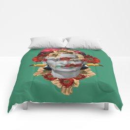 greenopium frida Comforters