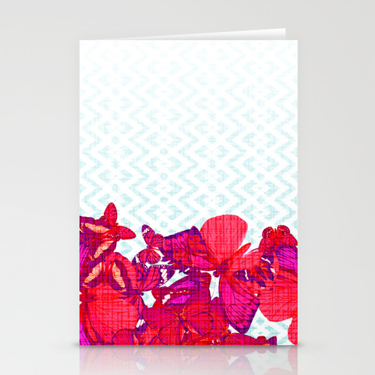 FLUTTER Stationery Cards by marcador