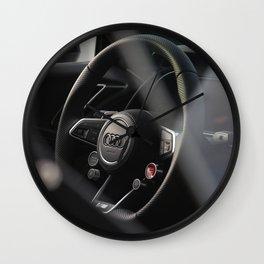 AUDII R8 Wall Clock