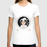 "movie poster T-shirts featuring ""Gravity"" Movie Poster by Gary  Ralphs Illustrations"