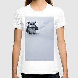 Zeke the Zen Panda T-shirt