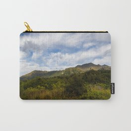 Scenic Greenery- New Zealand Carry-All Pouch