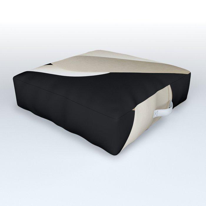 nude Outdoor Floor Cushion