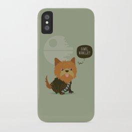 Wookshire iPhone Case