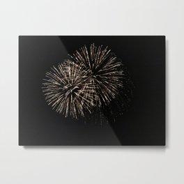 Fireworks 22 Metal Print