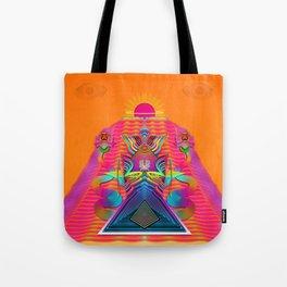 Transmuting Totem Tote Bag