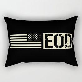 Military: EOD Rectangular Pillow
