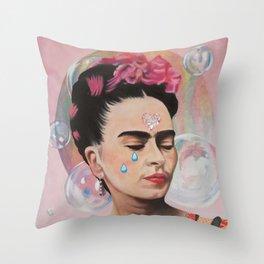 Quebradizo Throw Pillow