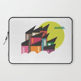 Houses of Colors Laptop Sleeve
